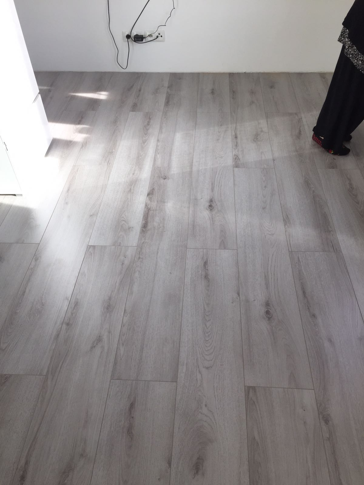 Summer Oak Light Grey 4V - 5